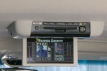 Picture of 2010 Toyota Sienna Overhead Screen