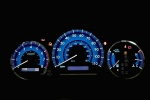 Picture of 2010 Toyota Sienna Gauges