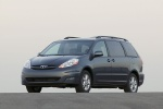 Picture of 2010 Toyota Sienna in Slate Metallic