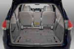 Picture of 2011 Toyota Sienna LE Trunk in Light Gray