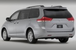 Picture of 2011 Toyota Sienna XLE in Silver Sky Metallic