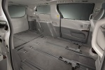 Picture of 2011 Toyota Sienna Limited Interior in Light Gray