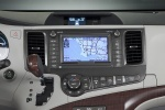 Picture of 2011 Toyota Sienna Limited Center Stack