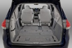 Picture of 2012 Toyota Sienna LE Trunk in Light Gray