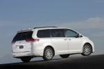 Picture of 2012 Toyota Sienna Limited in Blizzard Pearl
