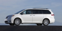 2012 Toyota Sienna Pictures