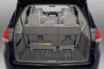 Picture of 2013 Toyota Sienna LE Trunk in Light Gray