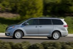 Picture of 2013 Toyota Sienna XLE in Silver Sky Metallic