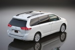 Picture of 2013 Toyota Sienna Limited in Blizzard Pearl