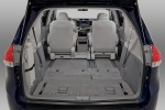 Picture of 2014 Toyota Sienna LE Trunk in Light Gray