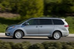 Picture of 2014 Toyota Sienna XLE in Silver Sky Metallic