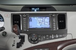 Picture of 2014 Toyota Sienna Limited Center Stack