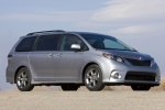 Picture of 2014 Toyota Sienna SE in Silver Sky Metallic