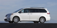 2014 Toyota Sienna Pictures