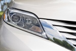2016 Toyota Sienna Limited AWD Headlight
