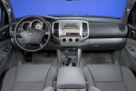 Picture of 2010 Toyota Tacoma Access Cab SR5 4WD Cockpit in Graphite