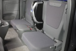 Picture of 2010 Toyota Tacoma Access Cab SR5 4WD Rear Seats in Graphite