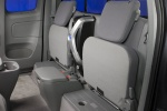 Picture of 2010 Toyota Tacoma Access Cab SR5 4WD Rear Seats Folded in Graphite