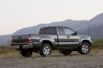 2010 Toyota Tacoma Access Cab SR5 4WD in Magnetic Gray Metallic - Static Rear Right Three-quarter View