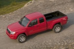 Picture of 2010 Toyota Tacoma Access Cab SR5 4WD in Barcelona Red Metallic