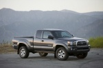 2010 Toyota Tacoma Access Cab SR5 4WD in Magnetic Gray Metallic - Static Front Right Three-quarter View