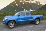 Picture of 2010 Toyota Tacoma PreRunner Access Cab SR5 4WD in Speedway Blue Metallic