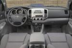 Picture of 2010 Toyota Tacoma PreRunner Access Cab SR5 4WD Cockpit in Graphite