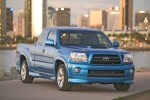 Picture of 2010 Toyota Tacoma X-Runner in Speedway Blue Metallic