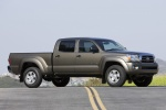 2010 Toyota Tacoma Double Cab in Pyrite Mica - Static Front Right Three-quarter View