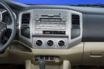 Picture of 2010 Toyota Tacoma Double Cab Center Stack