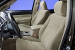 Picture of 2010 Toyota Tacoma Double Cab Front Seats in Sand Beige