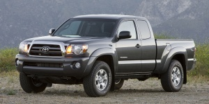 2010 Toyota Tacoma Reviews / Specs / Pictures / Prices