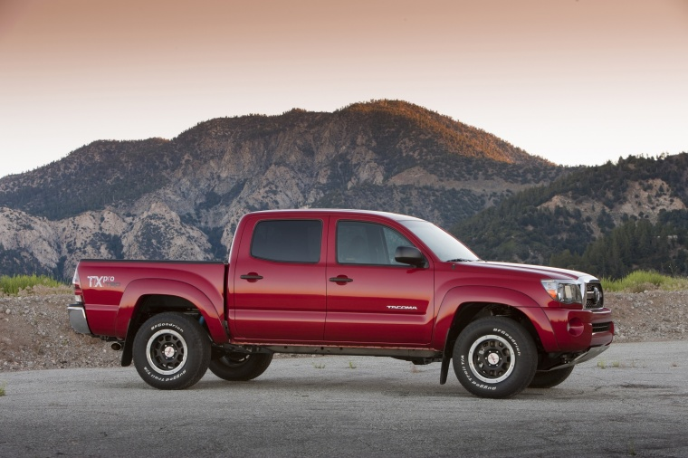 2011 Toyota Tacoma Double Cab SR5 V6 4WD Picture