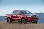 Picture of 2011 Toyota Tacoma Double Cab SR5 V6 4WD in Barcelona Red Metallic