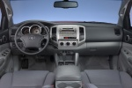 Picture of 2011 Toyota Tacoma Double Cab SR5 V6 4WD Cockpit in Graphite