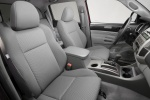 Picture of 2011 Toyota Tacoma Double Cab SR5 V6 4WD Front Seats in Graphite