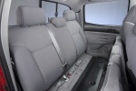 Picture of 2011 Toyota Tacoma Double Cab SR5 V6 4WD Rear Seats Folded in Graphite