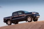 2012 Toyota Tacoma Double Cab SR5 V6 4WD in Nautical Blue Metallic - Static Side View