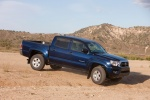 Picture of 2012 Toyota Tacoma Double Cab SR5 V6 4WD in Nautical Blue Metallic