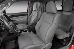Picture of 2012 Toyota Tacoma Access Cab V6 4WD Front Seats in Graphite