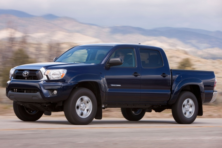 2013 Toyota Tacoma Double Cab SR5 V6 4WD Picture