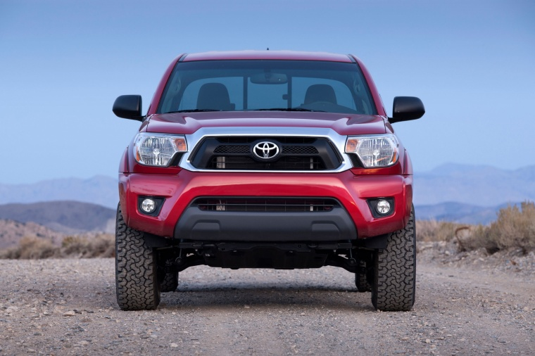 2013 Toyota Tacoma Access Cab V6 4WD Picture