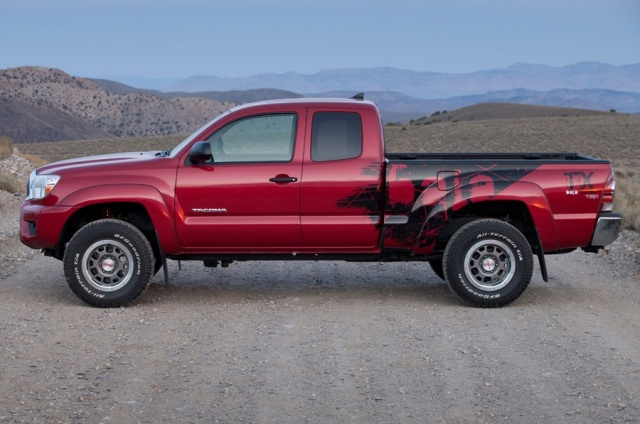 2013 Toyota  Tacoma Picture