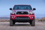 2014 Toyota Tacoma Access Cab V6 4WD in Barcelona Red Metallic - Static Frontal View