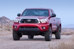 2014 Toyota Tacoma Access Cab V6 4WD in Barcelona Red Metallic - Static Front Left View
