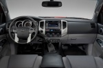 Picture of 2015 Toyota Tacoma Access Cab V6 4WD Cockpit in Graphite