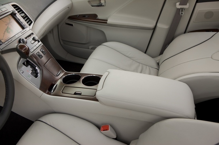 Charming 2010 Toyota Venza Interior Picture Great Pictures