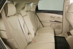 Picture of 2010 Toyota Venza Rear Seats
