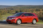 Picture of 2011 Toyota Venza in Barcelona Red Metallic