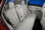 Picture of 2012 Toyota Venza Rear Seats